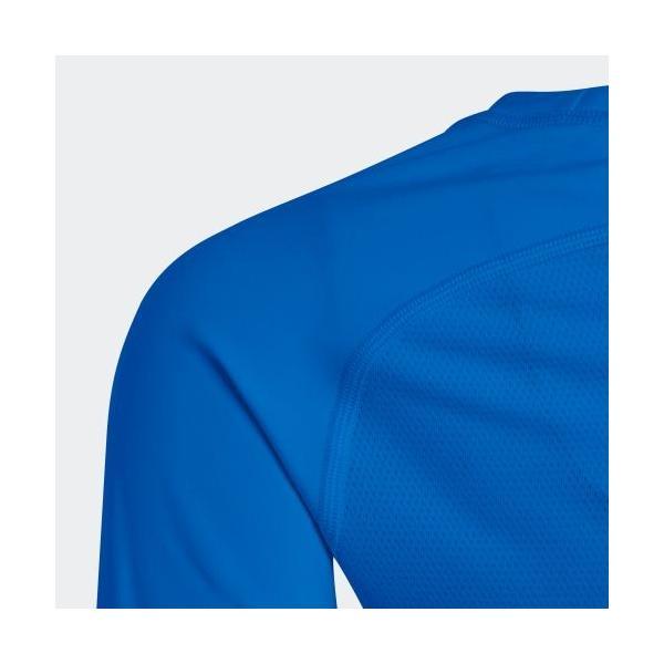 全品ポイント15倍 09/13 17:00〜09/17 16:59 セール価格 アディダス公式 ウェア トップス adidas 子供用 アルファスキン TEAM ロングスリーブシャツ|adidas|06