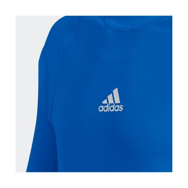 全品ポイント15倍 09/13 17:00〜09/17 16:59 セール価格 アディダス公式 ウェア トップス adidas 子供用 アルファスキン TEAM ロングスリーブシャツ|adidas|09