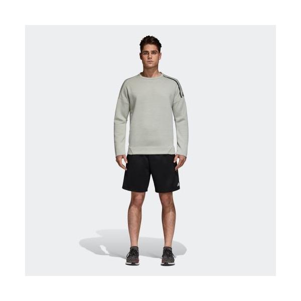 全品送料無料! 08/14 17:00〜08/22 16:59 セール価格 アディダス公式 ウェア トップス adidas M adidas Z.N.E. クルースウェット|adidas|07
