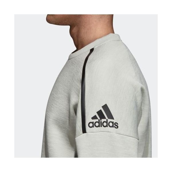 全品送料無料! 08/14 17:00〜08/22 16:59 セール価格 アディダス公式 ウェア トップス adidas M adidas Z.N.E. クルースウェット|adidas|09