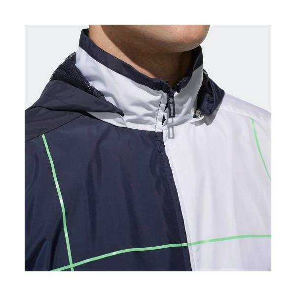 アウトレット価格 アディダス公式 ウェア アウター adidas UNISEX RULE#9 ウインドジャケット 裏メッシュ adidas 07