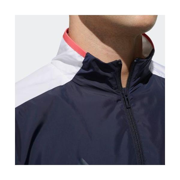 セール価格 アディダス公式 ウェア アウター adidas MEN / UNISEX RULE#9 ウインドジャケット 裏起毛 CLUB PLAYER adidas 07
