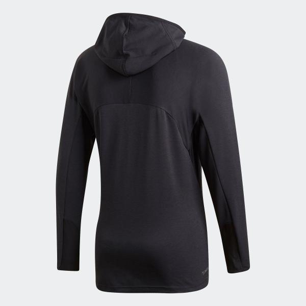 【adidas/アディダス】 フルジップフーディージャケット/ アディダス クライマクール (adidas)