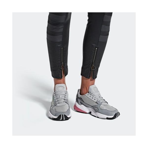 全品ポイント15倍 07/19 17:00〜07/22 16:59 返品可 送料無料 アディダス公式 シューズ スニーカー adidas アディダスファルコン / ADIDASFALCON W|adidas|02