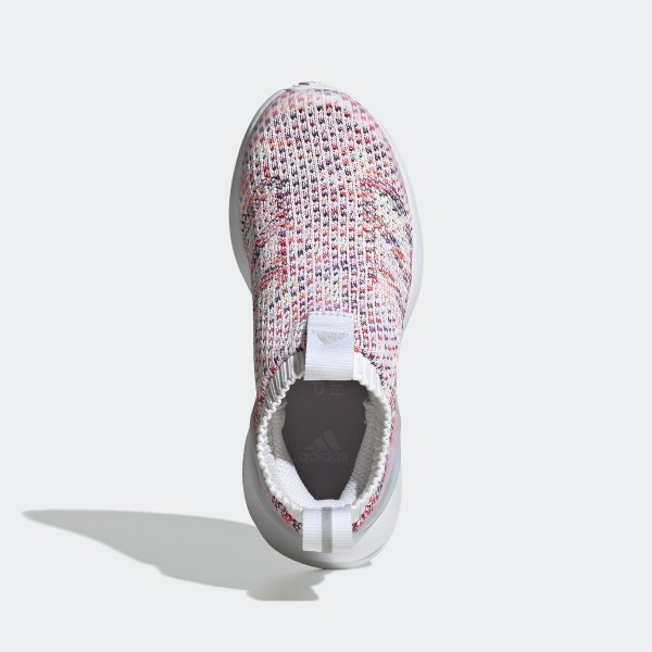 返品可 アディダス公式 シューズ スポーツシューズ adidas ラピダラン レースレス ニット C adidas 02