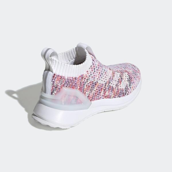返品可 アディダス公式 シューズ スポーツシューズ adidas ラピダラン レースレス ニット C adidas 05