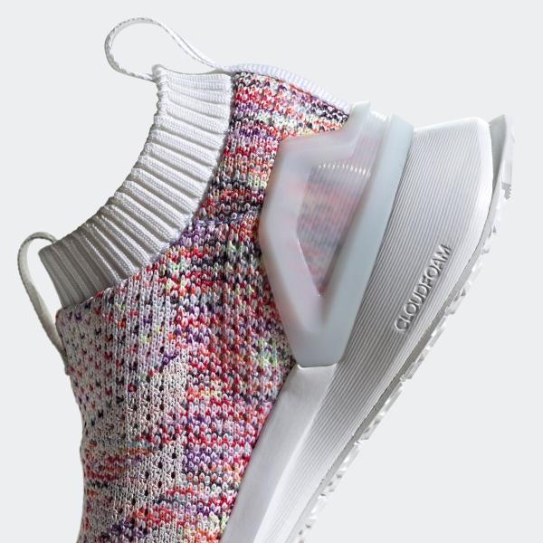 返品可 アディダス公式 シューズ スポーツシューズ adidas ラピダラン レースレス ニット C adidas 08