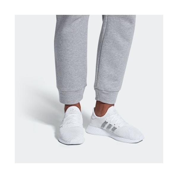 全品ポイント15倍 07/19 17:00〜07/22 16:59 セール価格 送料無料 アディダス公式 シューズ スニーカー adidas ディーラプト ランナー / DEERUPT RUNNER|adidas|02