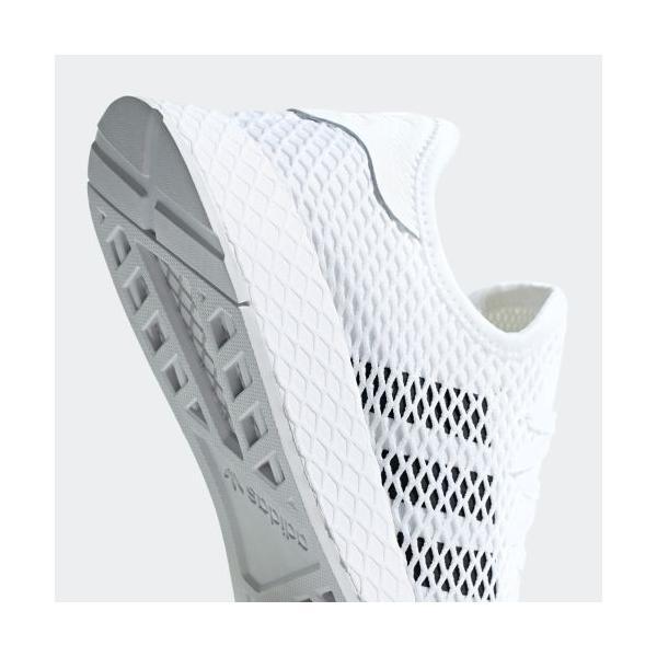 全品ポイント15倍 07/19 17:00〜07/22 16:59 セール価格 送料無料 アディダス公式 シューズ スニーカー adidas ディーラプト ランナー / DEERUPT RUNNER|adidas|10