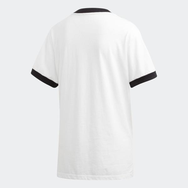 全品ポイント15倍 07/19 17:00〜07/22 16:59 32%OFF アディダス公式 ウェア トップス adidas 3ストライプ Tシャツ[アディカラー/adicolor]|adidas|02