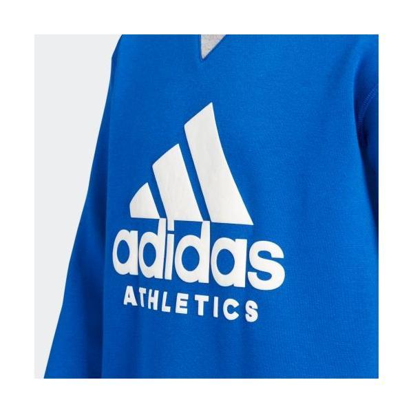 全品送料無料! 07/19 17:00〜07/26 16:59 セール価格 アディダス公式 ウェア トップス adidas B SPORT ID スウェットクルーネック (裏起毛) adidas 03