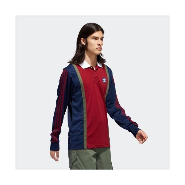 セール価格 アディダス公式 ウェア トップス adidas RUGBY JERSEY|adidas|04