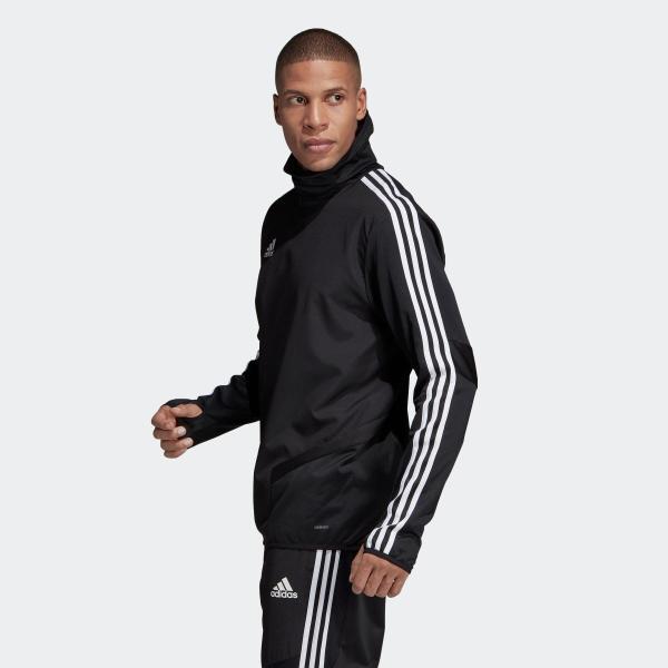 返品可 送料無料 アディダス公式 ウェア トップス adidas 19 ウォームトップ|adidas|02