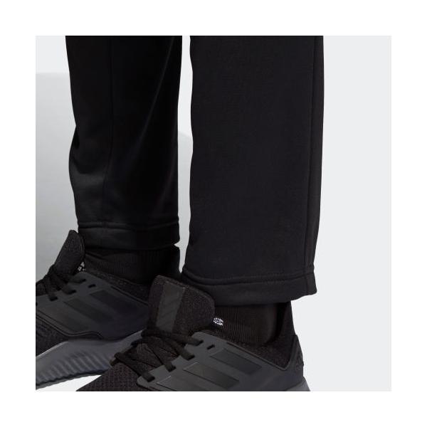 全品ポイント15倍 07/19 17:00〜07/22 16:59 アウトレット価格 アディダス公式 ウェア ボトムス adidas クライマウォームテーパードロングパンツ|adidas|09