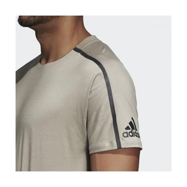 アウトレット価格 アディダス公式 ウェア トップス adidas M adidas Z.N.E. Tシャツ|adidas|09