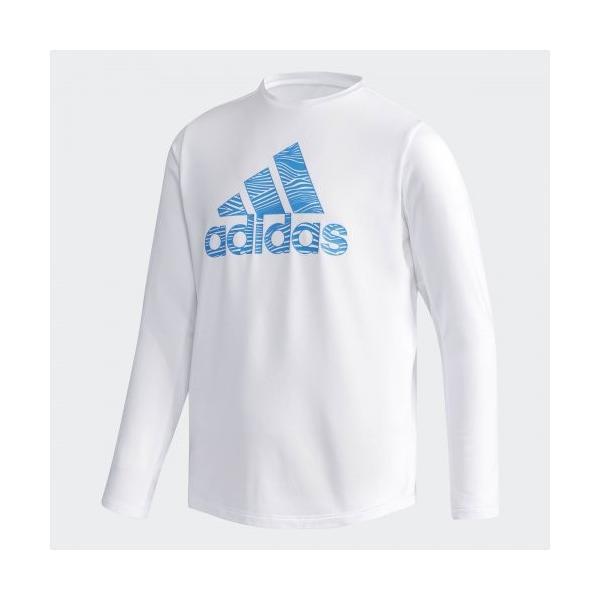 全品送料無料! 07/19 17:00〜07/26 16:59 セール価格 アディダス公式 ウェア トップス adidas B TRN CLIMAWARM クルーネック長袖Tシャツ|adidas