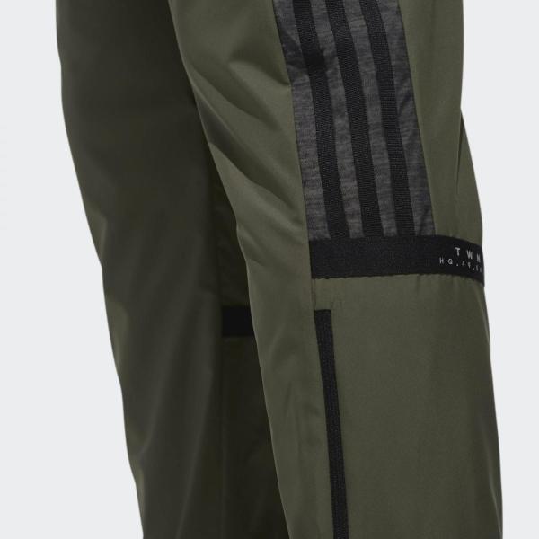 全品送料無料! 6/21 17:00〜6/27 16:59 アウトレット価格 アディダス公式 ウェア ボトムス adidas M adidas 24/7 ウインドパンツ (裏起毛) adidas 08