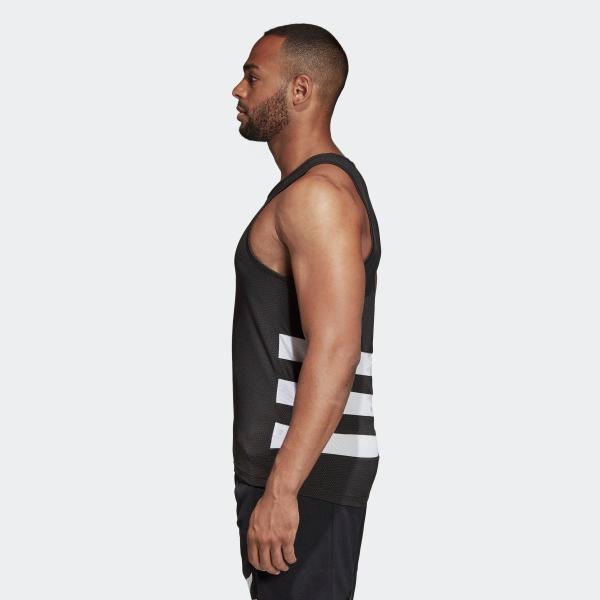 返品可 アディダス公式 ウェア トップス adidas オールブラックス シングレット|adidas|02