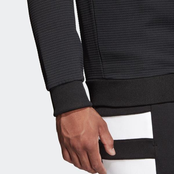 全品ポイント15倍 07/19 17:00〜07/22 16:59 返品可 送料無料 アディダス公式 ウェア トップス adidas オールブラックス クルーネック|adidas|10