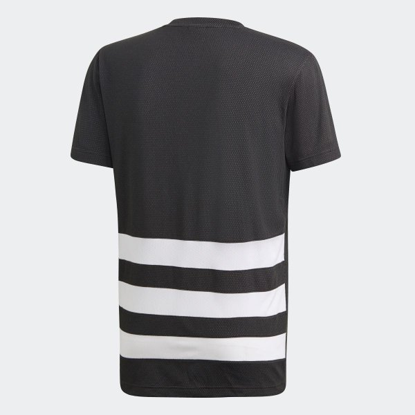 返品可 アディダス公式 ウェア トップス adidas オールブラックス パフォーマンスT|adidas|02