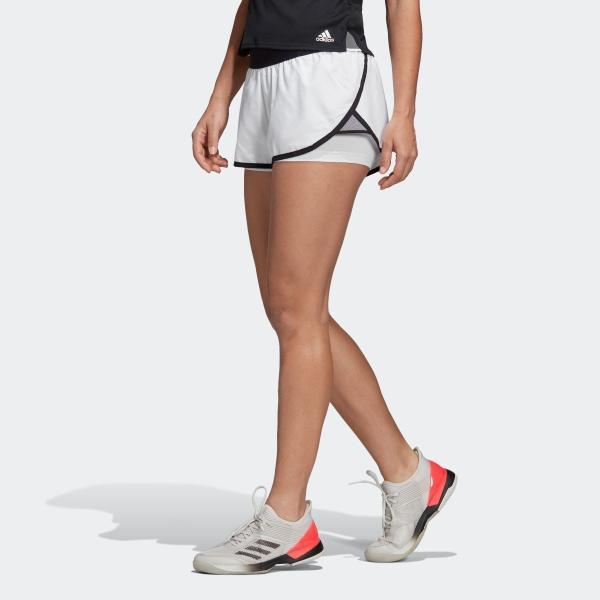 返品可 アディダス公式 ウェア ボトムス adidas クラブ ショーツ adidas 02