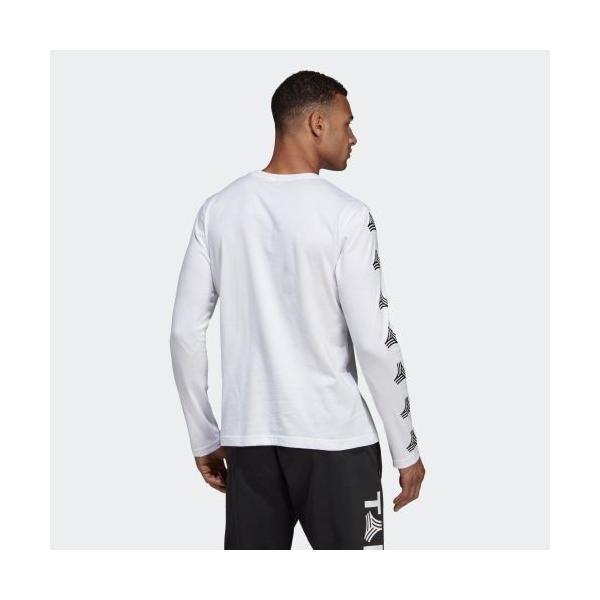 全品送料無料! 08/14 17:00〜08/22 16:59 セール価格 アディダス公式 ウェア トップス adidas TANGO STREET ロングスリーブ グラフィックT シャツ|adidas|03