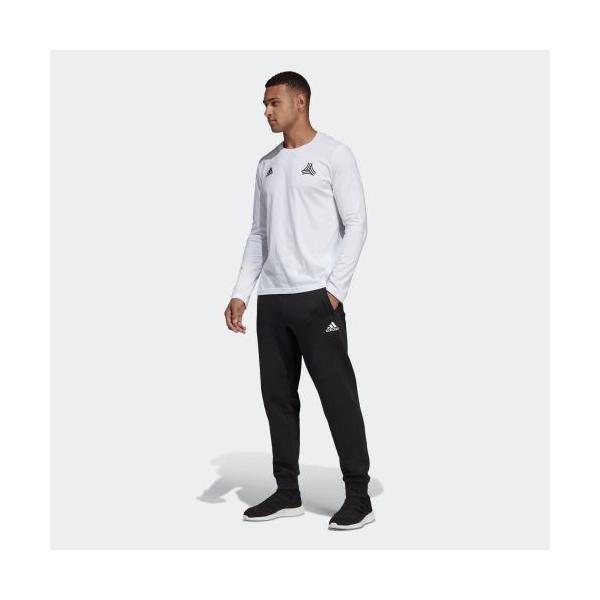 全品送料無料! 08/14 17:00〜08/22 16:59 セール価格 アディダス公式 ウェア トップス adidas TANGO STREET ロングスリーブ グラフィックT シャツ|adidas|07