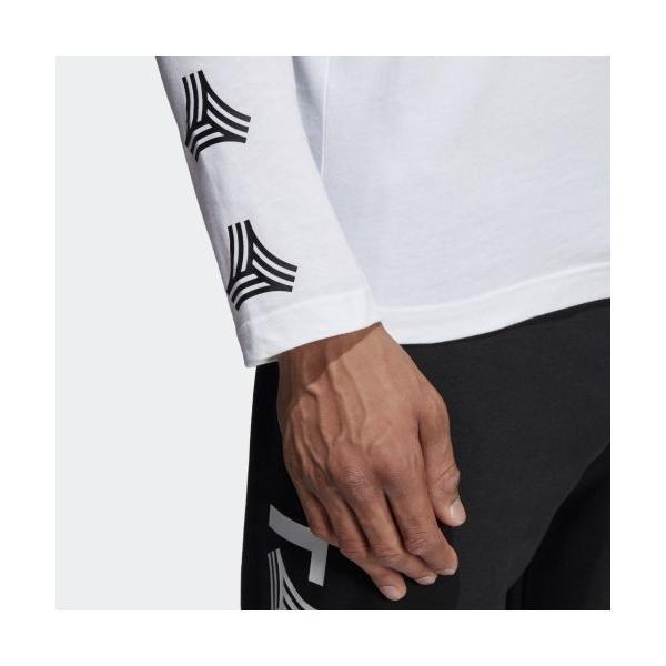 全品送料無料! 08/14 17:00〜08/22 16:59 セール価格 アディダス公式 ウェア トップス adidas TANGO STREET ロングスリーブ グラフィックT シャツ|adidas|09