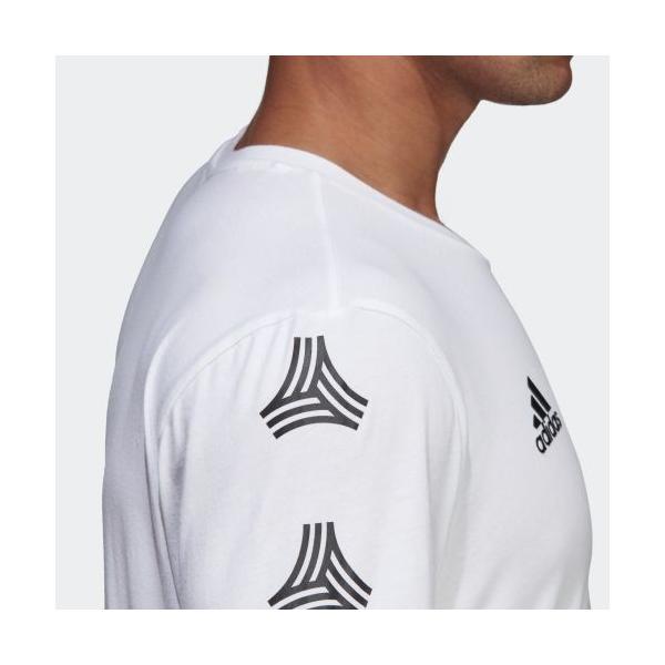 全品送料無料! 08/14 17:00〜08/22 16:59 セール価格 アディダス公式 ウェア トップス adidas TANGO STREET ロングスリーブ グラフィックT シャツ|adidas|10