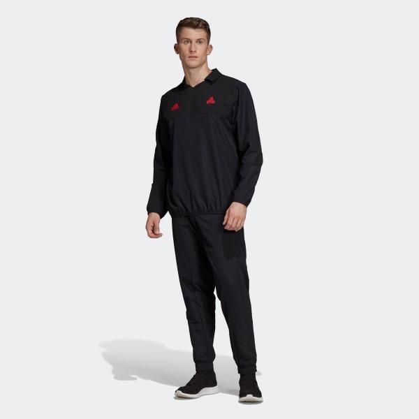 セール価格 アディダス公式 ウェア ボトムス adidas TANGO CAGE ウーブンパンツ adidas 07