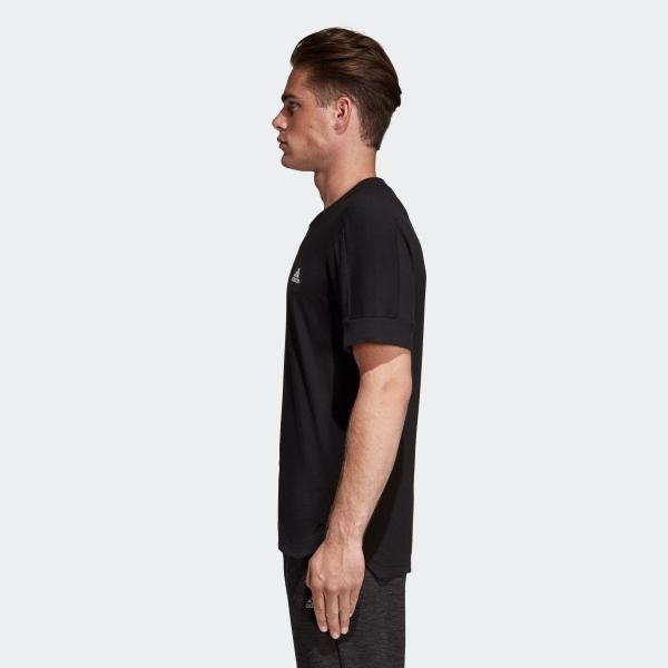 セール価格 アディダス公式 ウェア トップス adidas ID ファット3ストライプス Tシャツ adidas 02