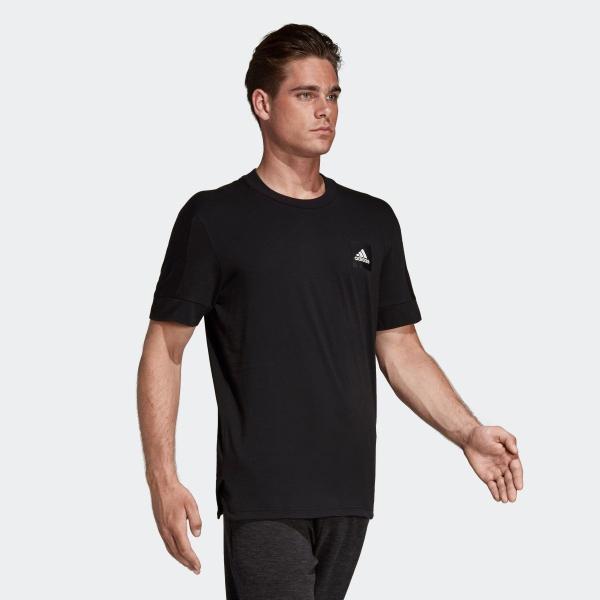 セール価格 アディダス公式 ウェア トップス adidas ID ファット3ストライプス Tシャツ adidas 04
