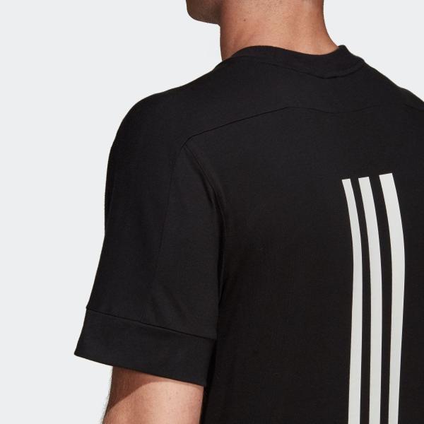 セール価格 アディダス公式 ウェア トップス adidas ID ファット3ストライプス Tシャツ adidas 09