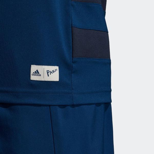 全品送料無料! 08/14 17:00〜08/22 16:59 返品可 アディダス公式 ウェア トップス adidas オールブラックス PARLEY パフォーマンスT|adidas|09
