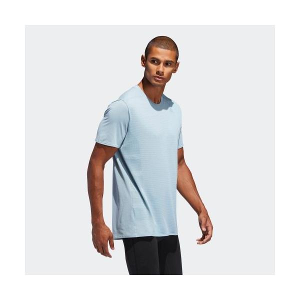 全品ポイント15倍 09/13 17:00〜09/17 16:59 セール価格 アディダス公式 ウェア トップス adidas Snova リフレクト半袖Tシャツ adidas 04