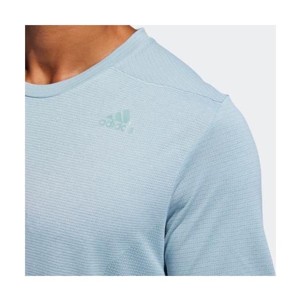 全品ポイント15倍 09/13 17:00〜09/17 16:59 セール価格 アディダス公式 ウェア トップス adidas Snova リフレクト半袖Tシャツ adidas 07