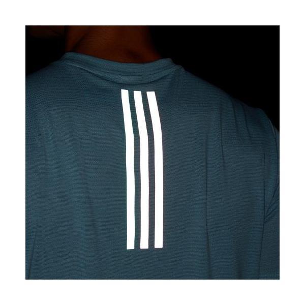 全品ポイント15倍 09/13 17:00〜09/17 16:59 セール価格 アディダス公式 ウェア トップス adidas Snova リフレクト半袖Tシャツ adidas 08