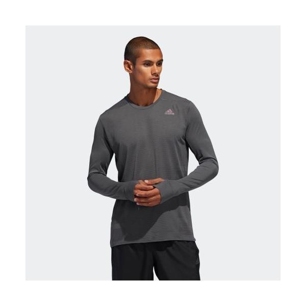 セール価格 アディダス公式 ウェア トップス adidas Snova 長袖Tシャツ|adidas