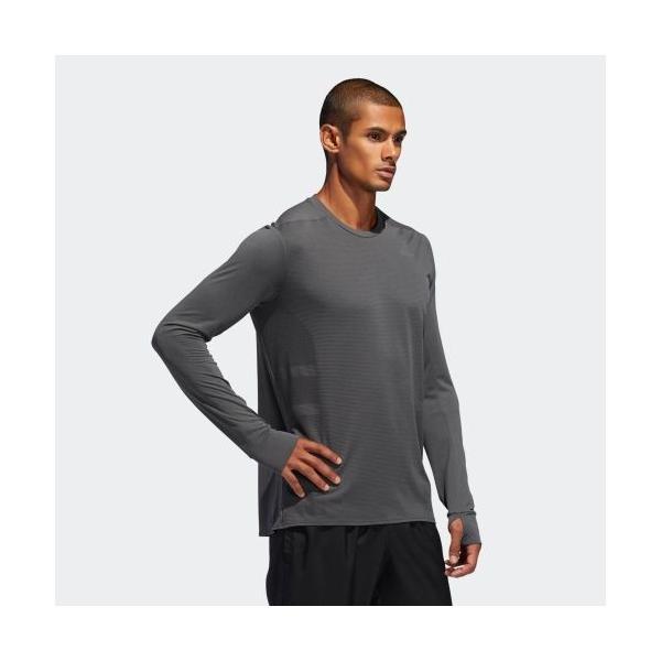 セール価格 アディダス公式 ウェア トップス adidas Snova 長袖Tシャツ|adidas|04