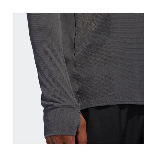 セール価格 アディダス公式 ウェア トップス adidas Snova 長袖Tシャツ|adidas|08