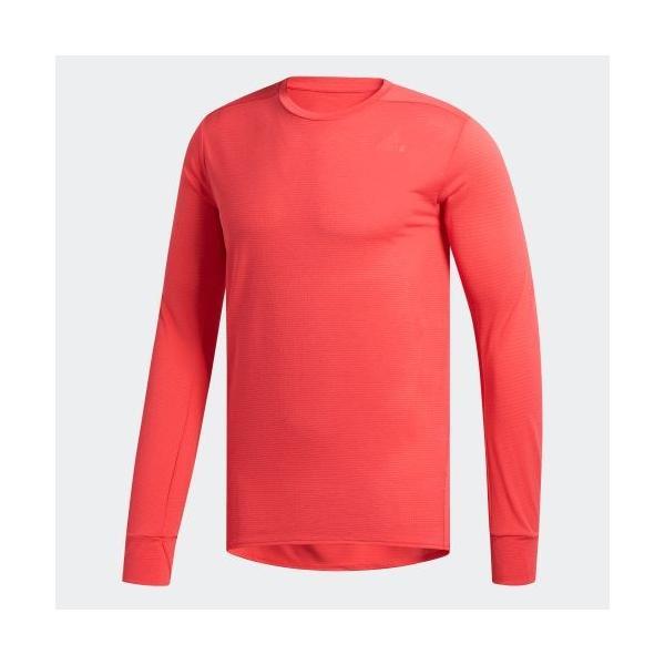 全品ポイント15倍 09/13 17:00〜09/17 16:59 セール価格 アディダス公式 ウェア トップス adidas Snova 長袖TシャツM|adidas|05