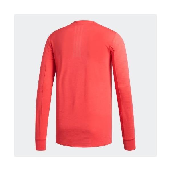 全品ポイント15倍 09/13 17:00〜09/17 16:59 セール価格 アディダス公式 ウェア トップス adidas Snova 長袖TシャツM|adidas|06
