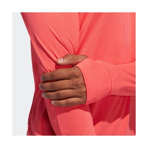全品ポイント15倍 09/13 17:00〜09/17 16:59 セール価格 アディダス公式 ウェア トップス adidas Snova 長袖TシャツM|adidas|08