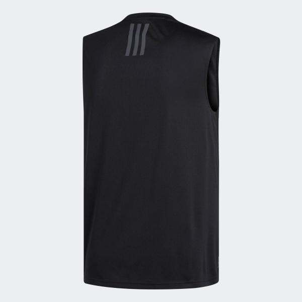 全品ポイント15倍 07/19 17:00〜07/22 16:59 返品可 アディダス公式 ウェア トップス adidas オウン ザ ラン ノースリーブTシャツ adidas 02