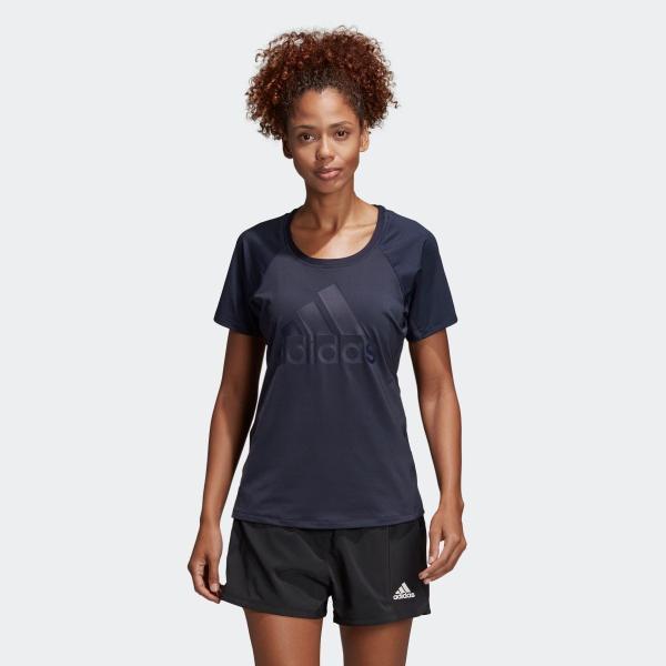 全品ポイント15倍 09/13 17:00〜09/17 16:59 返品可 アディダス公式 ウェア トップス adidas W M4T ビッグロゴ トレーニングTシャツ|adidas