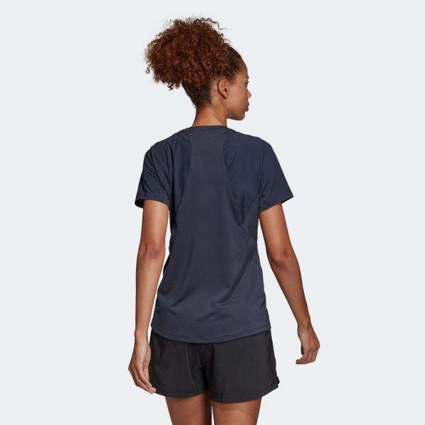 全品ポイント15倍 09/13 17:00〜09/17 16:59 返品可 アディダス公式 ウェア トップス adidas W M4T ビッグロゴ トレーニングTシャツ|adidas|03