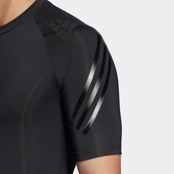 返品可 アディダス公式 ウェア トップス adidas アルファスキン アスリート スリーストライプスショートスリーブTシャツ|adidas|07