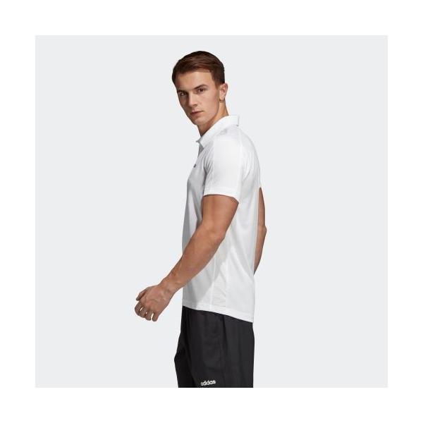 全品ポイント15倍 07/19 17:00〜07/22 16:59 セール価格 アディダス公式 ウェア トップス adidas M CORE ポロシャツ|adidas|02