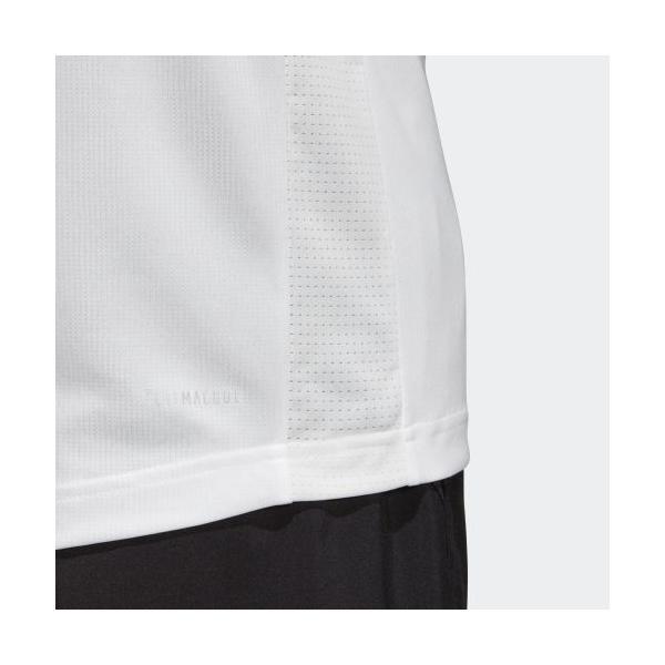 全品ポイント15倍 07/19 17:00〜07/22 16:59 セール価格 アディダス公式 ウェア トップス adidas M CORE ポロシャツ|adidas|08
