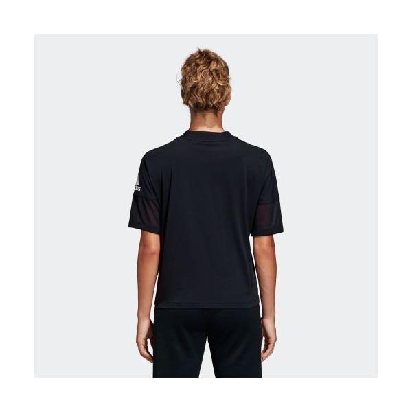 全品ポイント15倍 07/19 17:00〜07/22 16:59 セール価格 アディダス公式 ウェア トップス adidas W Z.N.E. 半袖 Tシャツ|adidas|02